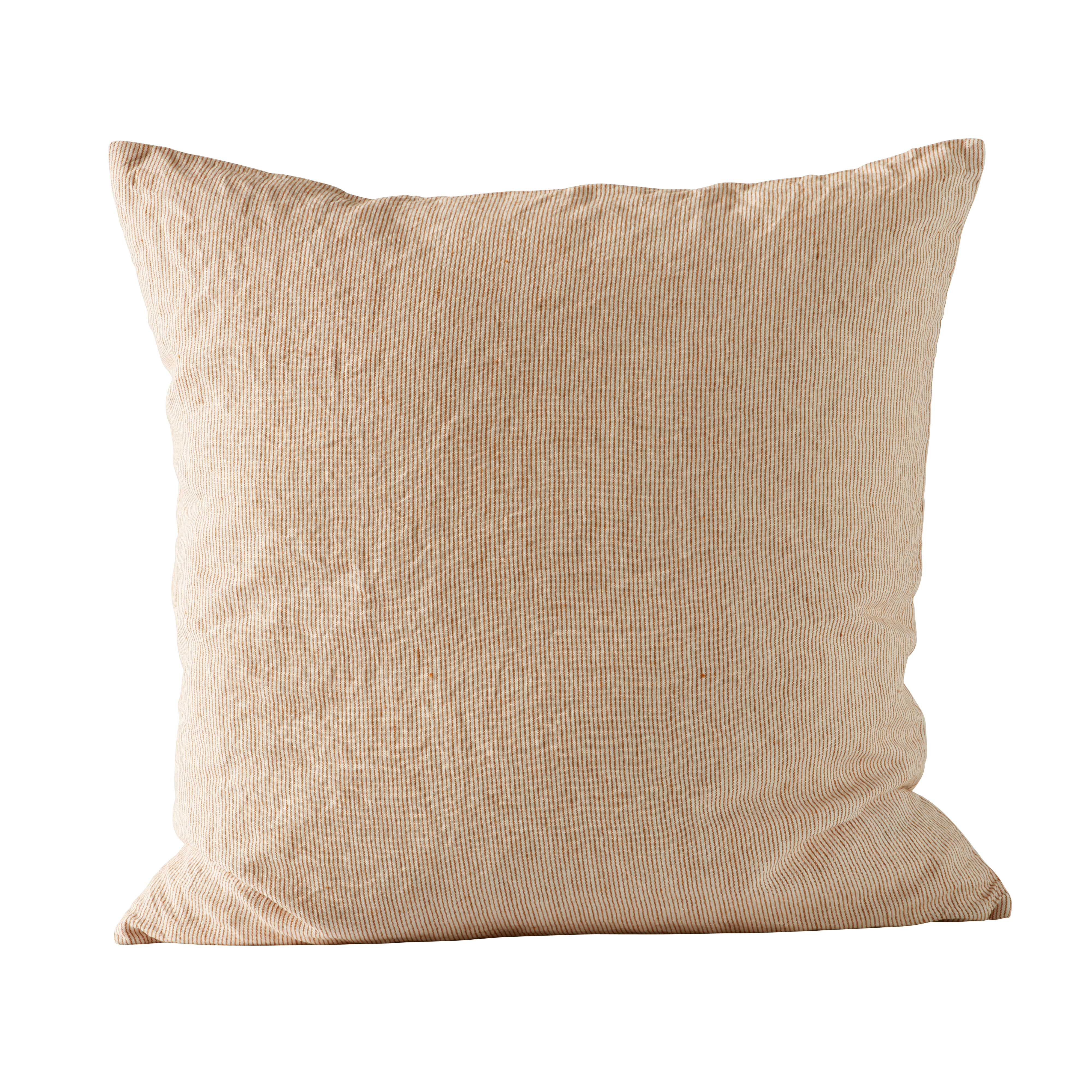 Cushion Cover In Linen 60 X 60 Cm Rust Products Tine