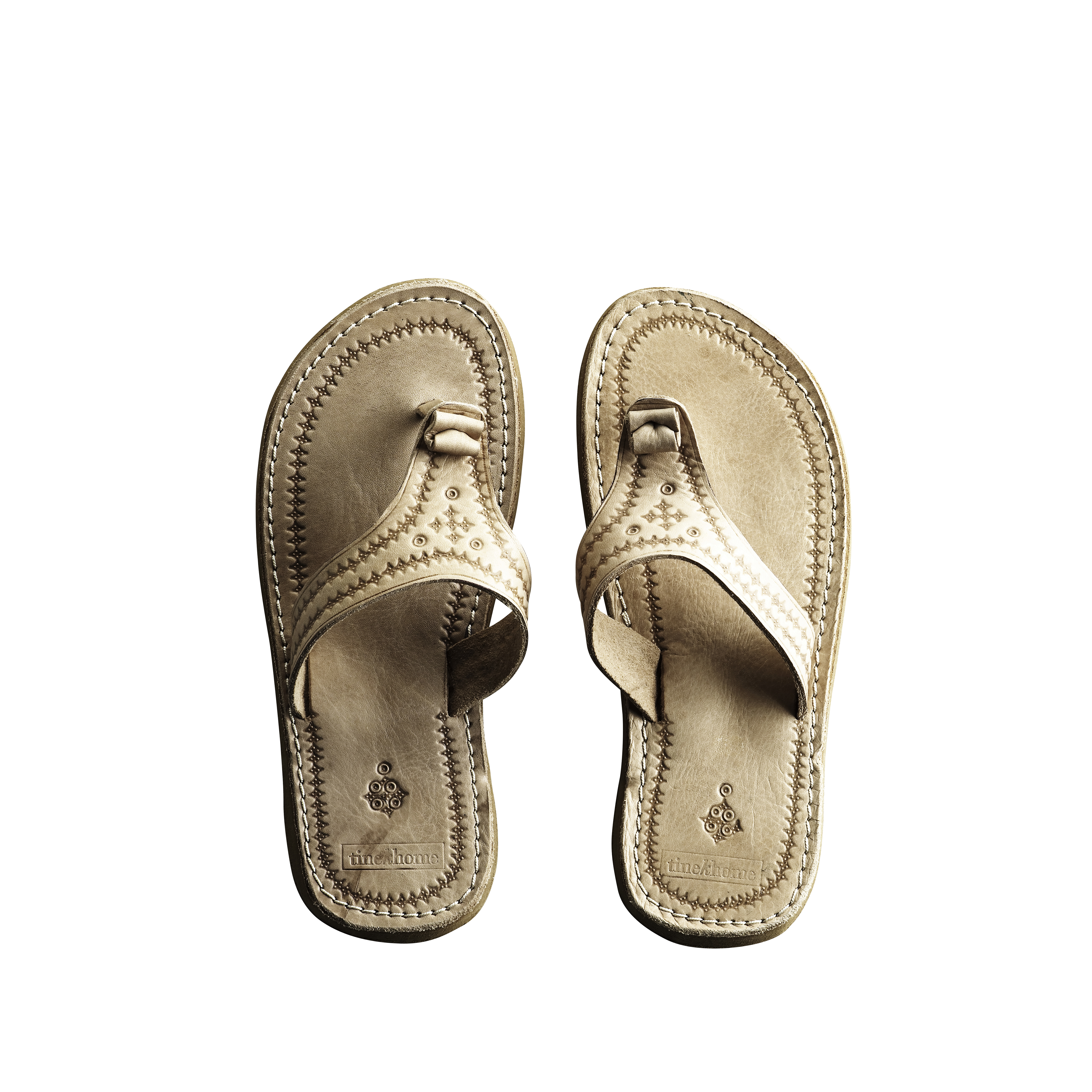 Leather sandal, size from 24-35