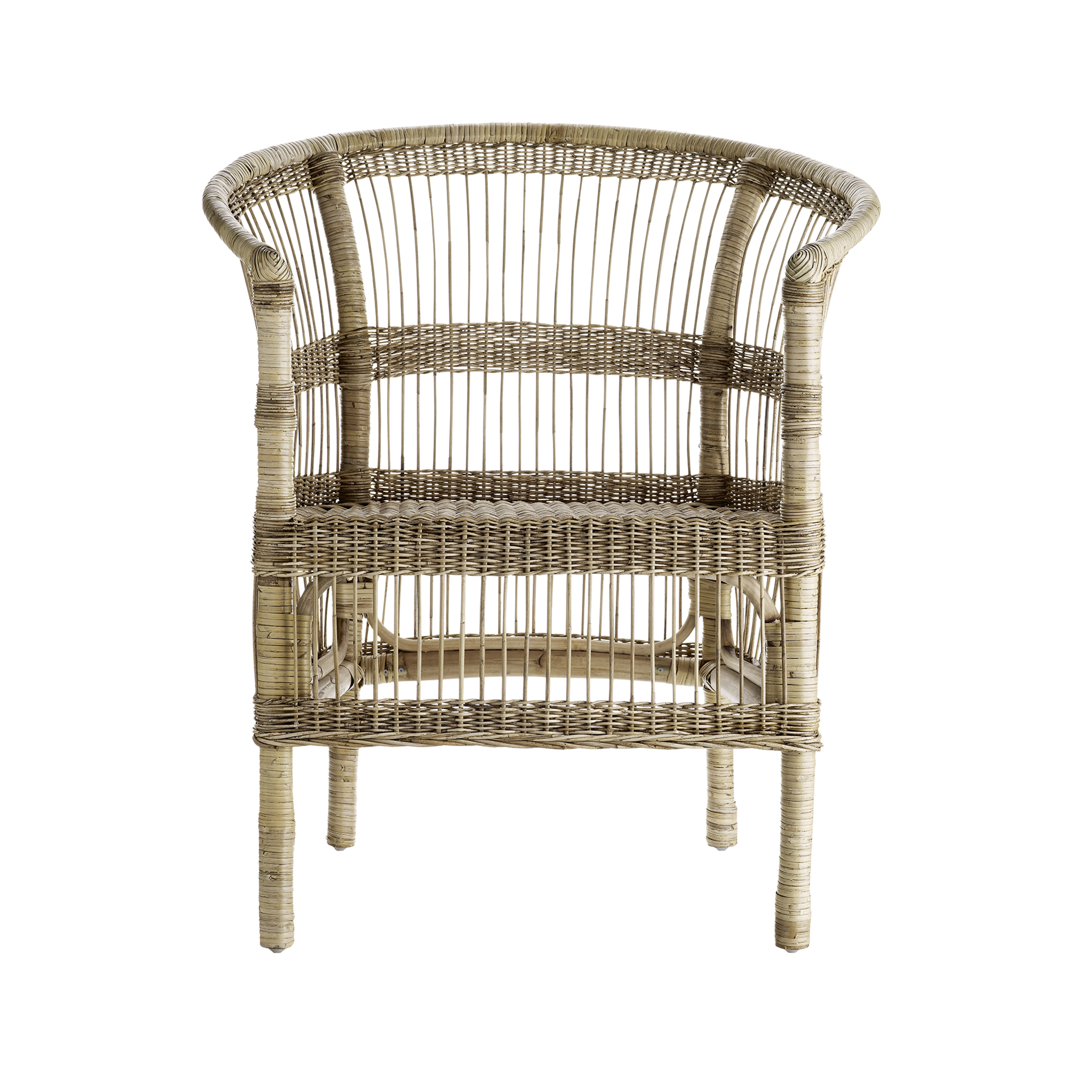 Rattan chair woven after traditional craft techniques products tine k home