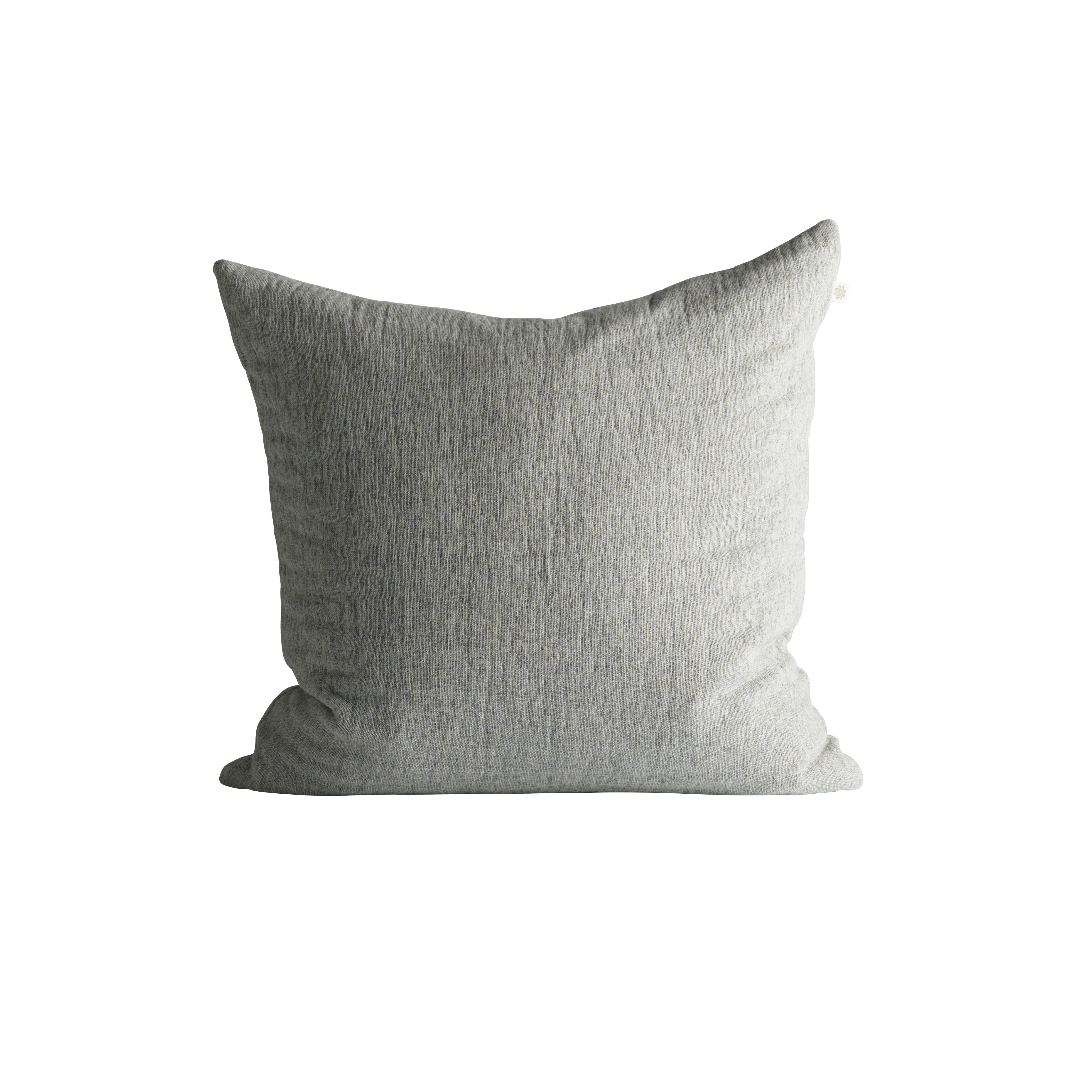Cushion Cover 50 X 50 Cm Cotton Wool Grey Products