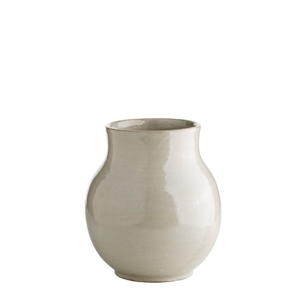 Marokkansk vase, rund form, small, shadow