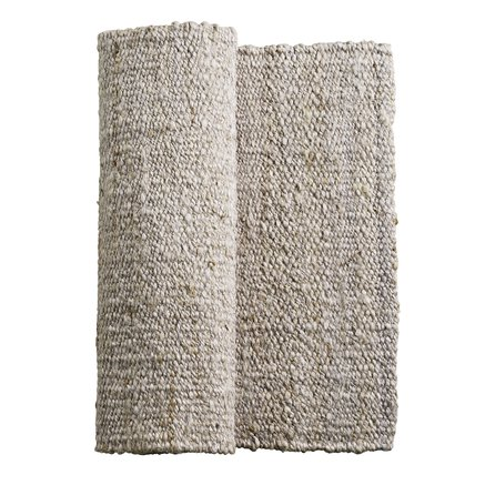 Carpet in jute/hemp, 80 x 400 cm in kit