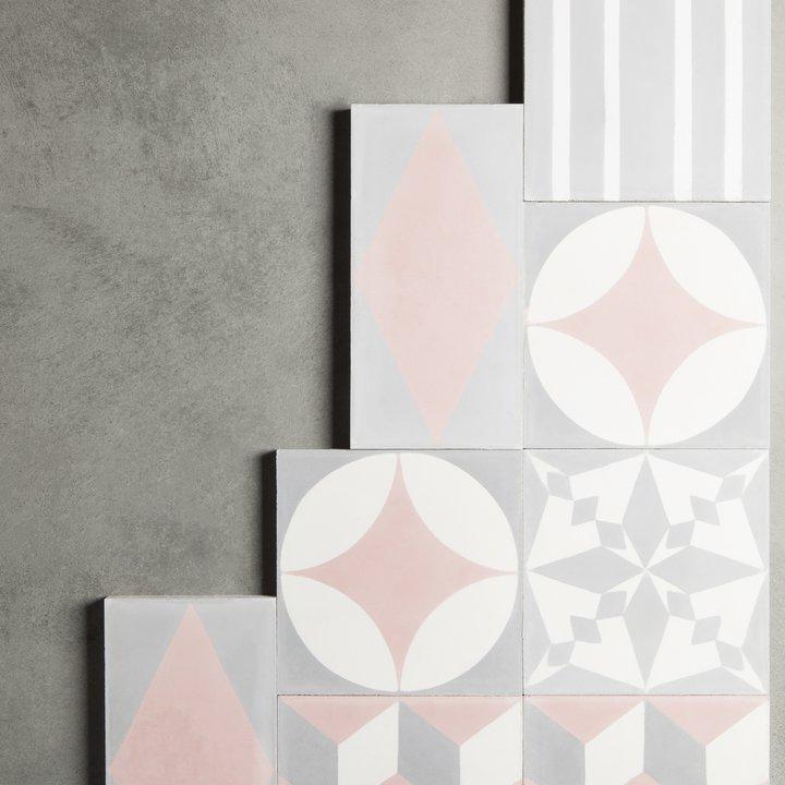 Tile Signpattern Rose Products Tine K Home