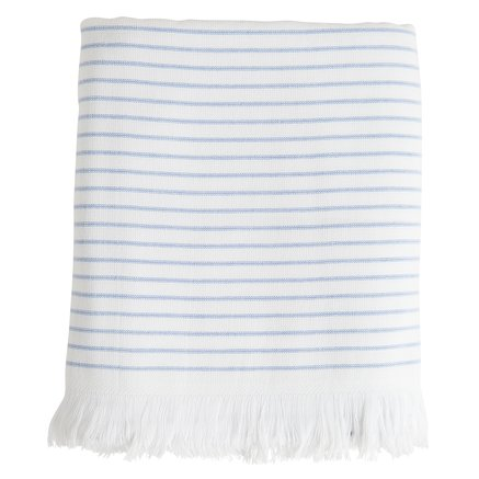 Towel, 100x180, blue