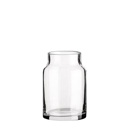 Glass jar D10xH15, XS