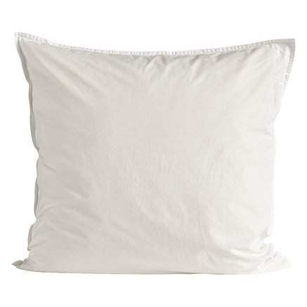 Pillowcase, 60 x 60, white