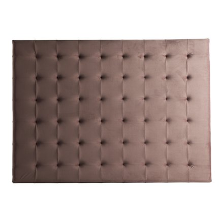 Headboard for wall, quilted, W160xH130, port