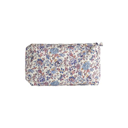 Liberty toilet bag, 12x32xH18 cm, cottton, flower