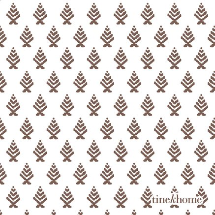 Paper napkins w. tree pattern, port