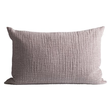 Cushion cover, 50 x 75 cm, 100% cotton, port