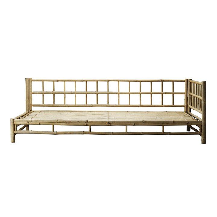 bambus seng Bambus lounge seng, højrevendt | Produkter | Tine K Home bambus seng