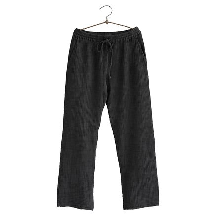 Pants, size 1 - S/M, cotton, phantom