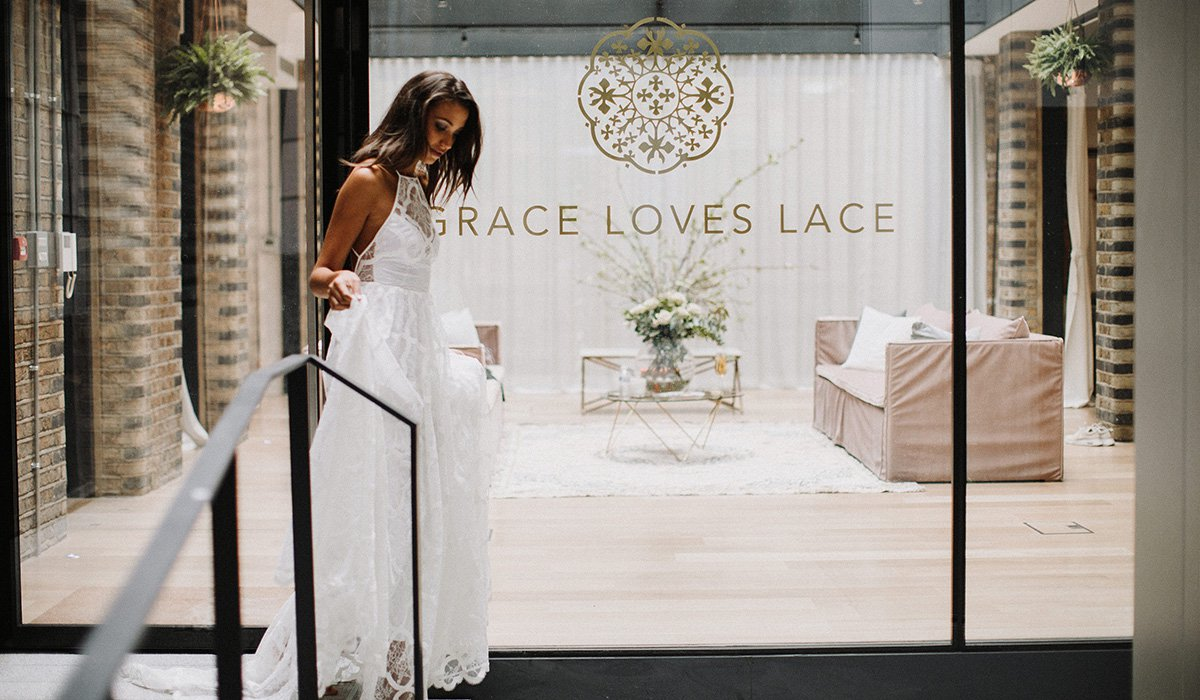 Grace Loves Lace London Showroom