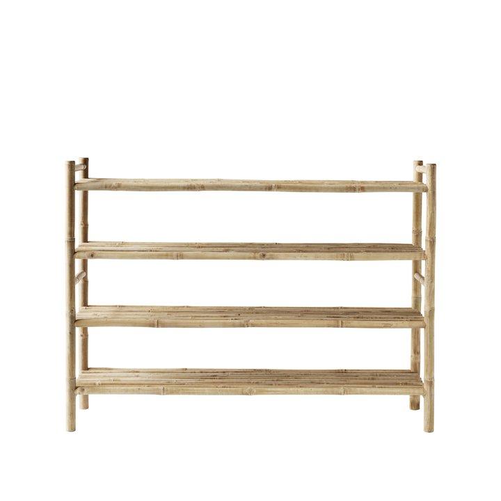 Bambus Reol 150x40xh110 Cm Produkter Tine K Home