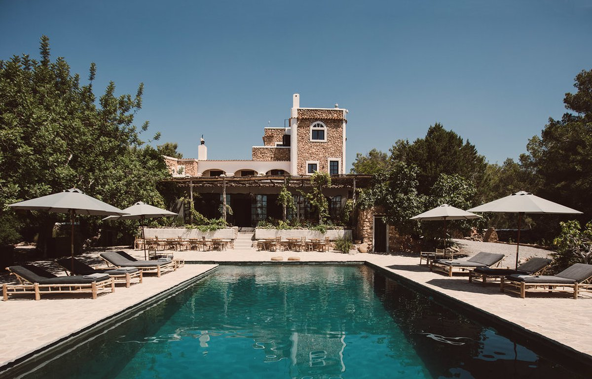 tinekhome at La Granja Ibiza. The first such experiment by Design Hotels™