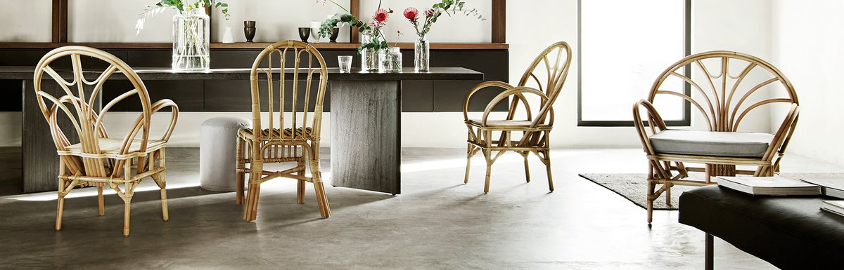 Kos furniture - rattan furniture from tinekhome - a broad selection of chairs, sofa and tables