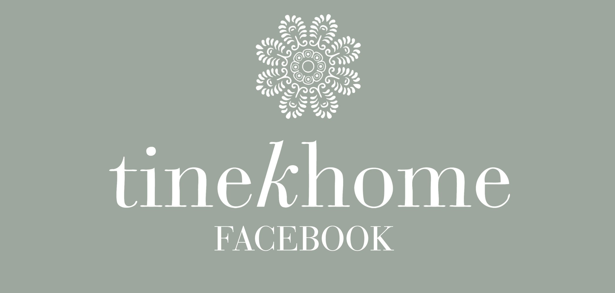 For daily inspiration, please follow tinekhome on Facebook.