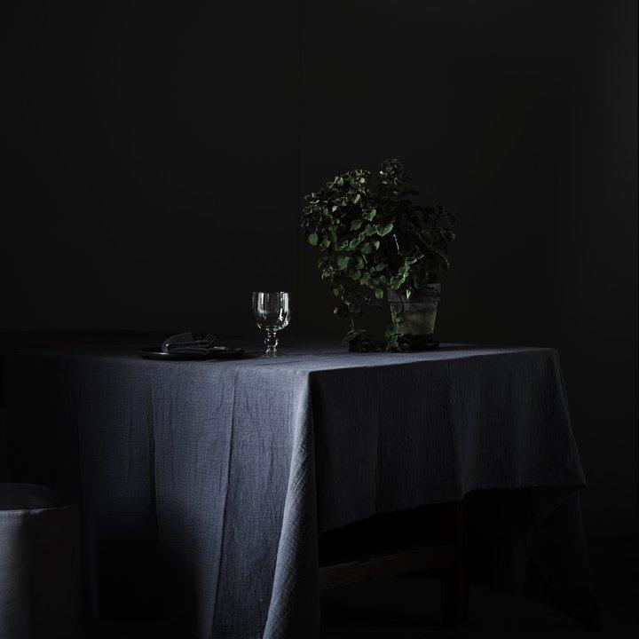 Dug 140 x 350 cm 100 bomuld thunder produkter for Table th 100