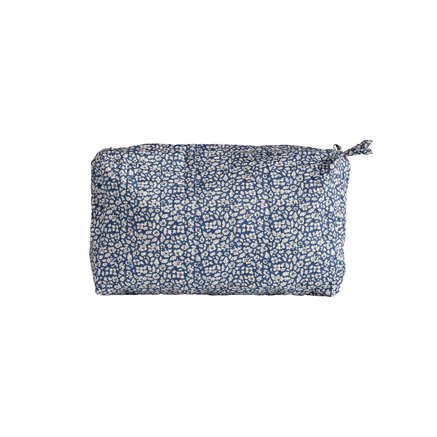 Toilet bag, 12x32xH18 cm, Liberty, cottton, fields