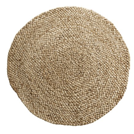 Carpet in jute/hemp, 400 cm