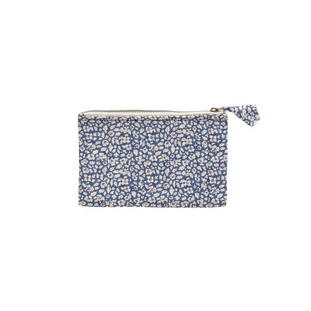 Clutch, S, 20xH12 cm, Liberty, cotton, fields