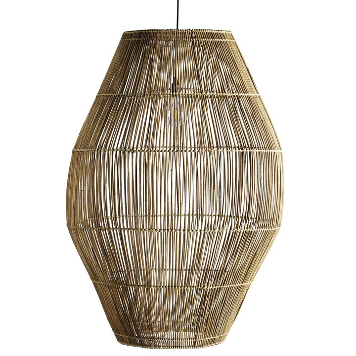 Lamp Shade In Rattan Products Tine