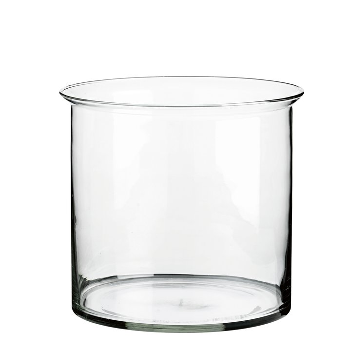 Large Hurricane Glass For Candles Or As Glass Vase Products
