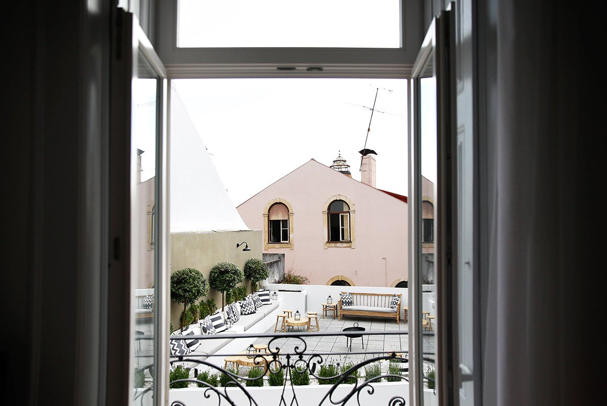 Sapientia Boutique hotel in Portugal