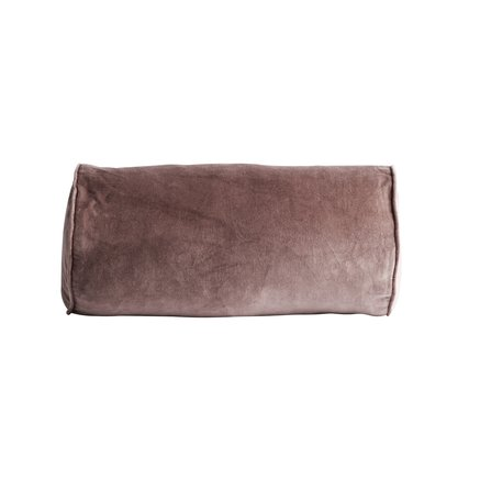 Cushion cover, D 25 x 50 cm, velvet, port