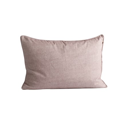 Cushion cover, 40 x 60 cm, brushed cotton, port