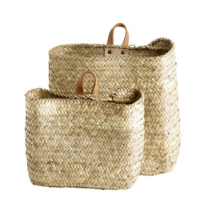 Basket for wall,  set of 2