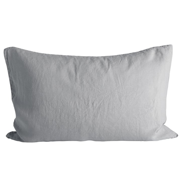 cushion cover in linen 50 x 75 cm mist products tine k home rh tinekhome com