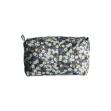 Makeup bag, 20 x 9 x H 10 cm, liberty flo
