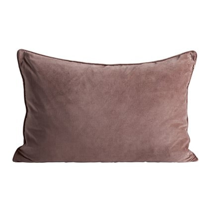 Cushion cover, 50x75, velvet, port