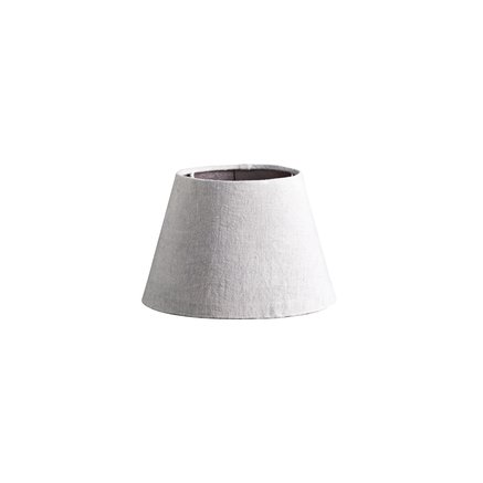 Lamp shade, kit linen, small