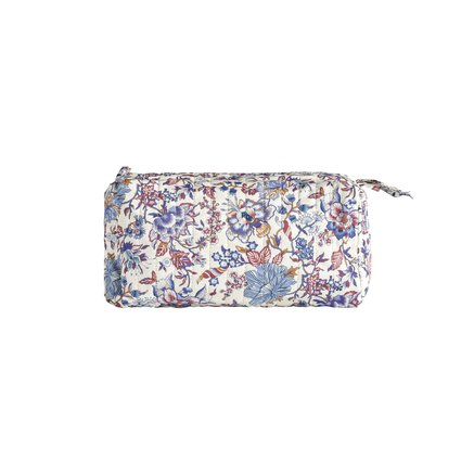 Makeup purse, 9x20xH10 cm, Liberty, cotton, flower