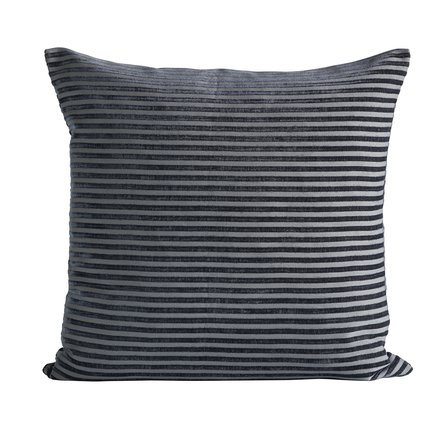 Cushion cover, 60X60 cm, polyester, navy