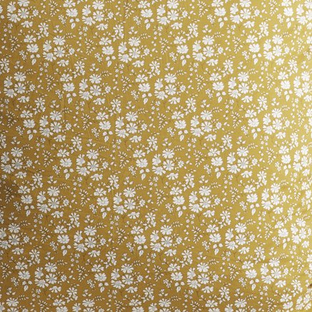 Liberty fabric, 100% cotton, width 136 cm, curry