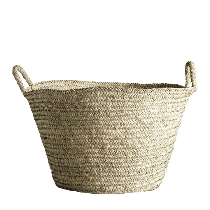 Basket for storage, D55xH35, nature