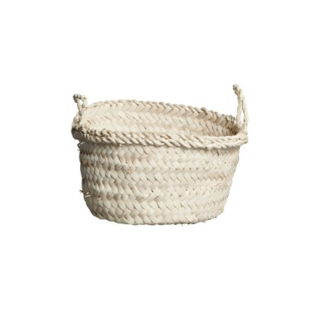 Mini basket, 12 x 5 cm, natural