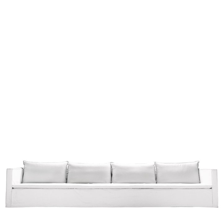 Sofa without cover 400 x 94 x h 75 cm products tine k for Sofa 75 cm tief