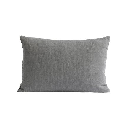 Cushion cover in linen