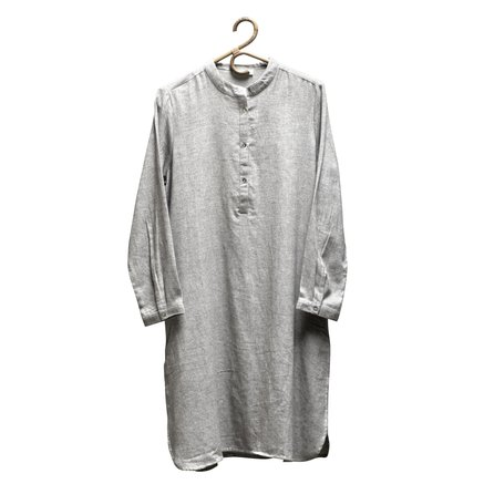 Long nightshirt, size XS/S, grey