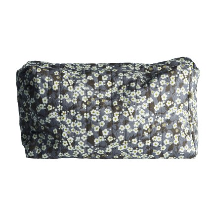 Toilet bag, 12 x 32 x H 18 cm, liberty print