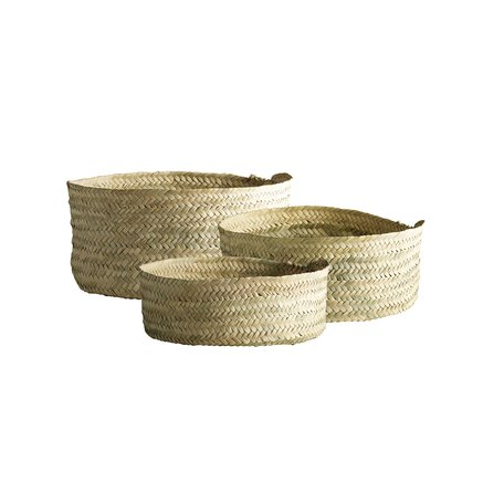 Soft basket for fruits