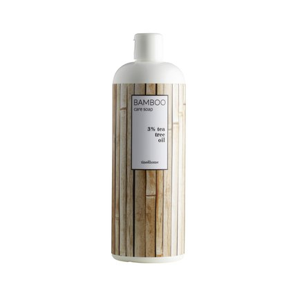 Bamboo wash and care cleaner, 500 ml