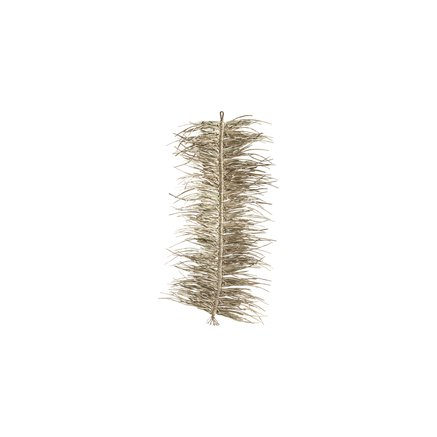Beautiful deco for hanging, sea grass, 40 x 100 cm, nature