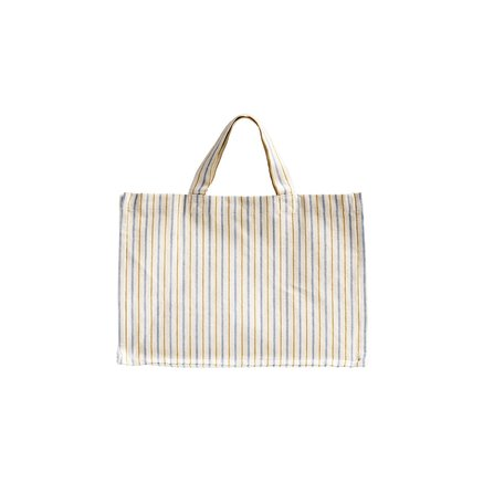Hand bag in cotton