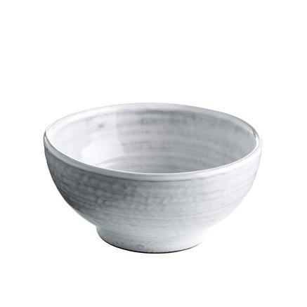 Small light ceramic bowl