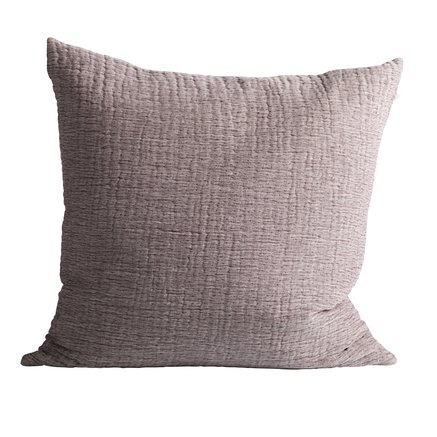 Cushion cover, 60 x 60 cm, 100% cotton, port